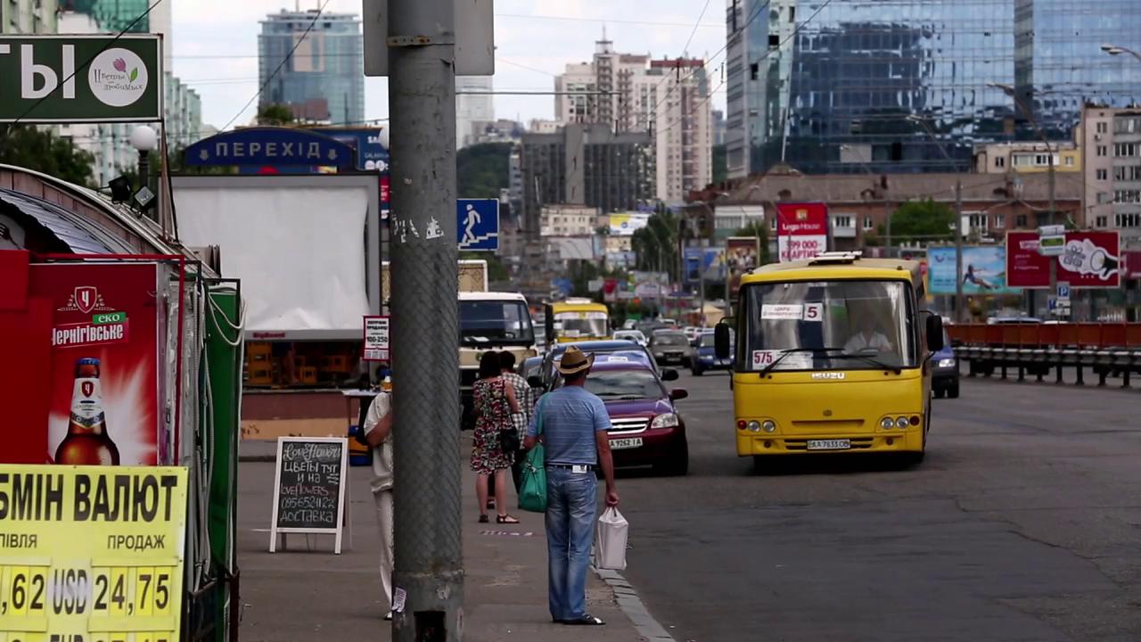 """Ein Bild aus der 45-minütigen Reportage """"24h@Kiew"""" für Spiegel.TV."""